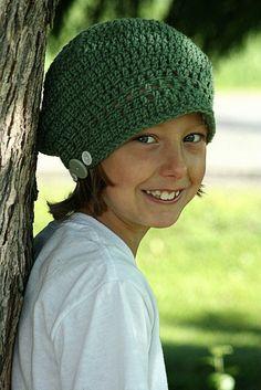 Jayde hat by Just me...Val, via Flickr
