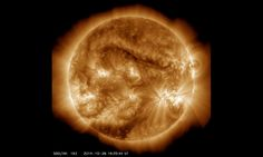 Since Friday, the sunspot (AR2192) has exploded with four X-class and eight M-class solar flares.