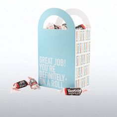 Exclamations Fun Treat Gift Bag