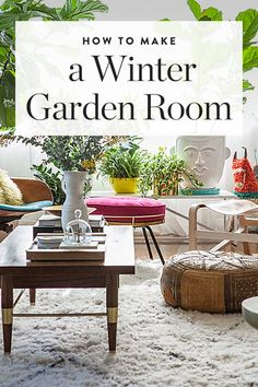 "Listen up, folks: ""Winter garden rooms"" are the new ""she sheds"" and we're totally on board. Learn how to DIY your own. — via @PureWow"
