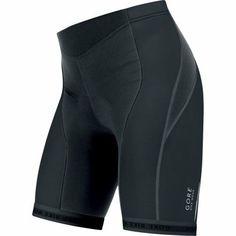 Gore Bike Wear Women's Oxygen Lady Short+ Tights, Black, XX-Large - http://ridingjerseys.com/gore-bike-wear-womens-oxygen-lady-short-tights-black-xx-large/