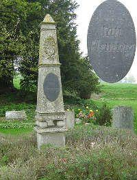 Ian Fleming Tombstone, James Bond, Obelisk, Britian, Spy, Masonry, Freemasonry, Freemasonry, Masonic Lodge