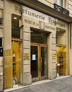 "The Fragonard Perfumery Museum, Paris. Fragonard make wonderful, evocative but simple perfumes. I love their ""Santal"", ""Amour"" and ""Patchouli"" Good old M&S sell them now. R McN"
