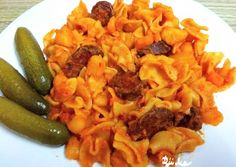 Hungarian Recipes, Hungarian Food, Grains, Rice, Chicken, Cooking, Cook Books, Red Peppers, Food And Drinks
