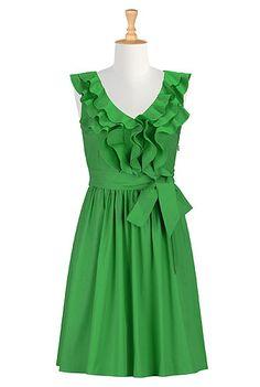 Women's short dresses - Evening dresses, cocktail, prom dresses | eShakti.com