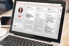 Startup holandesa cria o iTunes dos jornais e revistas – leitor só paga por aquilo q lê - Blue Bus