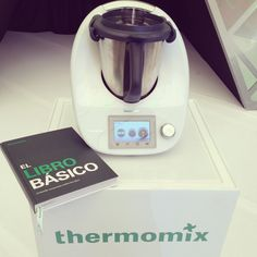 La nueva Thermomix: TM5