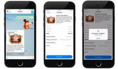 Мессенджер Telegram запустил платёжную систему, которая позволяет заказывать товары и услуги с помощью ботов. Об этом говорится в сообщении компании.                                                                                                                     Твитнуть     Поделиться
