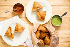 Samosas by IndianSimmer