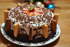 Recipe Fruit-full and Choc-full Cakes by Cafe Munchkin