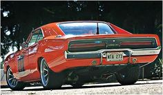 """`69 Dodge Charger """"Xtreme"""" Lee"""