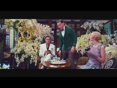 The Great Gatsby 2013 Scene - Tea Invitation (Gatsby & Daisy Meets) - YouTube
