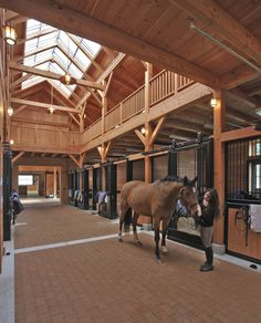 The Barn from Heaven Beechwood Stables Blackburn Architects Weston Dream Stables, Dream Barn, Luxury Horse Barns, Casas Country, Horse Barn Designs, Horse Barn Plans, Horse Ranch, Horse Stalls, Horse Farms