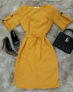 Pin on vestidos Classy Outfits, Chic Outfits, Girly Outfits, Trendy Outfits, Dressy Dresses, Simple Dresses, Cute Dresses, Modest Fashion, Hijab Fashion