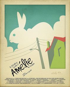little Amelie saw a rabbit cloud