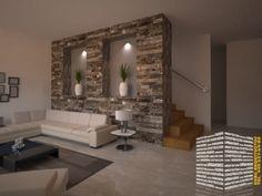 utilizzare la pietra come rivestimento della vostra casa