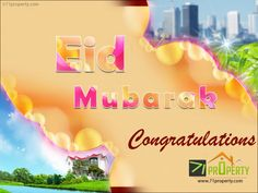 71property wishes happy Eid to all Real Estate Builders & Agents