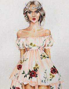 19 Ideas For Fashion Drawing Dresses Design Inspiration Fashion Illustration Sketches, Illustration Mode, Fashion Sketchbook, Fashion Sketches, Fashion Design Illustrations, Fashion Week, Fashion Art, Fashion Trends, Trendy Fashion