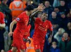 PL Liverpool vs Manchester City 1-0, Georginio Wijnaldum