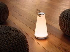 The lantern goes modern with LED light and a speaker too. Read more on Lights Online Blog.