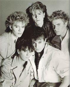 Duran Duran - miss those 80's!