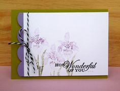 Stamping & Sharing: How Wonderful