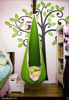 Reading nook area in children's room. so perfect in any kids room! Little Girl Rooms, Kid Spaces, New Room, Child's Room, Kids Decor, Girls Bedroom, Bedrooms, Decoration, Playroom