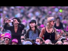 Kings Of Leon - Pyro [HD] (Live Pinkpop 2011) - Nathan Followill....really...just my favorite drummer....