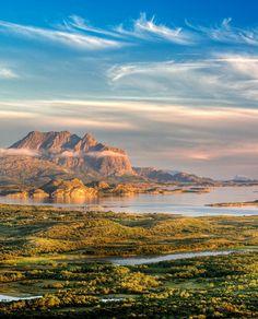 Rago National Park Norway.