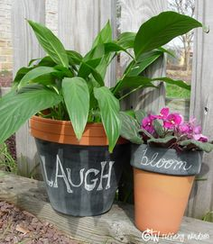 One of my fave garden projects. Easy to make and personalize. #cool2craft