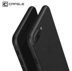 New CAFELE Original Ultra Thin Phone flexibility cover for Apple iphone 7&7plus