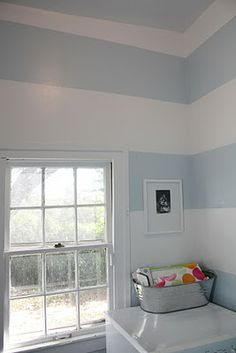 benjamin moore ocean air (blue)   ...love this color...makes me want to just take a deep breath.