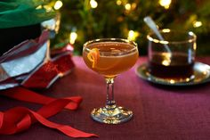 Here's a cocktail that's both a tribute to my mother (who loved whiskey sours laced with amaretto) and to my favorite flavors of the Christmas season: clementines, cinnamon and cloves Juice the clementines a day in advance to save yourself some trouble on the holiday.