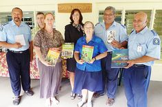 New tools for Daughters of Charity prison school ministry in Cook Islands #vincentianmissions #DofCharity #famvin