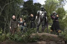 Best Television Series, Ming Na Wen, Cara Dune, Golden Globe Nominations, Mandalorian Armor, Pedro Pascal, Disney Plus, The Empire Strikes Back, Squad Goals