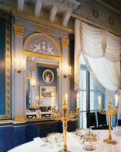 Paris, appartement, décorateur Jacques Garcia
