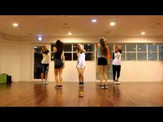 ▶ EvoL - We Are A Bit Different mirrored Dance Practice - YouTube