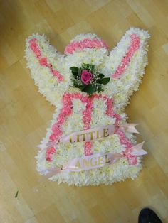 angel tribute available to view www.regenthouseofflowers.co.uk