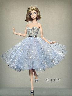 816 Likes, 3 Comments - Jesus Medina Fashion Royalty Dolls, Fashion Dolls, Fashion Outfits, Barbie Gowns, Barbie Dress, Vintage Barbie Clothes, Doll Clothes, Barbie Celebrity, Barbie Mode