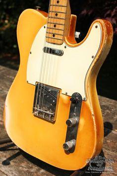 Fender Telecaster 1969 - Olympic White