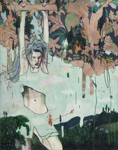 summer games - alexandra levasseur