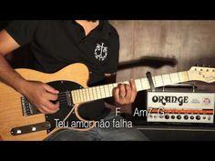"Aprenda a tocar ""Teu Amor Não Falha"" de Nivea Soares! #onimusic #gospel #musicagospel #teuamornaofalha #niveasoares #critao #louvor #adoracao"