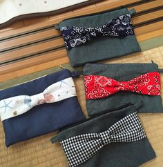 【手縫いOK】簡単手作りポーチ。作り方と参考デザイン満載 | iemo[イエモ]