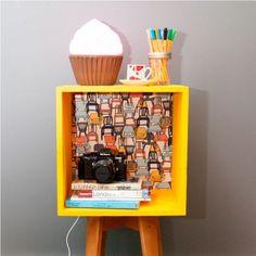 Nicho Chair! - Tadah! Design