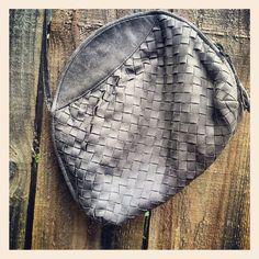 small leather crossbody bag.