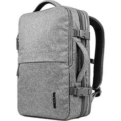 Incase EO Travel Backpack - Heather Grey (CL90020) -- Check this awesome product by going to the link at the image.