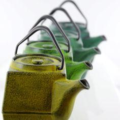 #teapot #K-Maieu #Green - Collection #Theodor | #theiere K-Maieu Green de @Maisontheodor