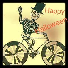Happy #Halloween!  Be safe and enjoy!