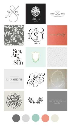 re:pin BKLYN contessa :: you're pretty is perfect - need a quirky/simple motto authentic to KMK :: inspiration board   by Eva Black.