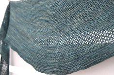 Sandbar by Meg Gadsbey, knitted by Illerdolls | malabrigo Sock in Aguas
